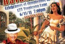 Eco-chic Havana Nights Love
