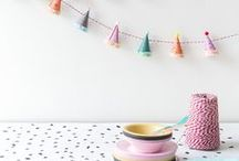 Party Ideas - Craft Parties / Ideas & inspiration for hosting a craft party for adults or children.  Everything from décor, food, drink and DIY crafts that work well for a group.