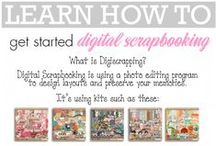 Learn Something New / Digital Scrapbooking, Photography, Silhouette tutorials and more!