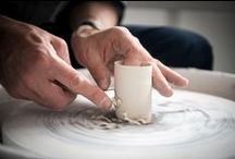 The Potters Wheel / Believe it or not but I trained in Ceramics, one day I will return!