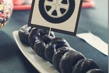 Party Ideas - Trucks / Ideas & inspiration for your truck party, everything from food, drink and décor to favors and fun DIY to keep the costs down.