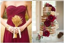 2016 wedding & party trends / Upcoming trends for 2016 events and weddings, everything from food, drink, cakes, color palettes, activities, bridal party outfits, themed stations, décor to favors