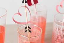 Party Ideas -Valentines Day / Ideas & inspiration for valentines day, everything from food, drink and décor to favors and fun DIY to keep the costs down.