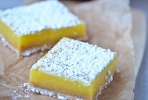 sweet ~ squares & slices