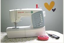 Sewing / by Linda Bechtold