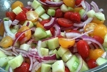 salads / by Colleen Harris