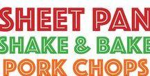 Food / dinner, appetizers, breakfast, desserts