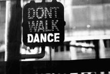 dancing in the street / Danser, c'est s'interroger, aller au plus profond de soi. Marie-Claude Pietragalla  / by Céline Royannaise