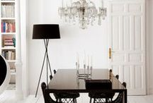 DINING ROOM / The 1st step to fantastic dinner conversation is fantastic ambiance.