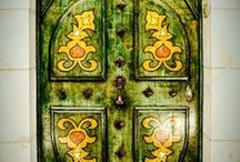 Anything That Has to Do With a Door / by Chrisie Rivers Lewandowski