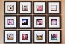 Photography display.