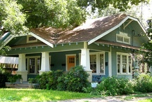 Homes: Craftsman & Bungalows / Craftsman, Arts & Crafts, Bungalows of any style, etc... / by Ray McCoy