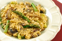 grains / pasta, mostly. are beans a starch? / by julie