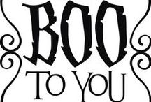 boo to you / by Gerri Forester