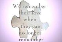 Alzheimer's / by Susan Kirk