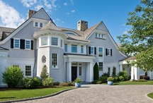 Homes: Shingle Style & Coastal / Home styles native to water-front living... / by Ray McCoy