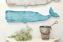 By The Sea / by Anne Sogorka Cook