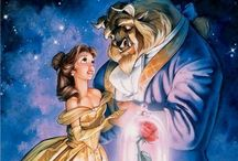 """Beauty and the Beast"" / by Claire Wrobel"