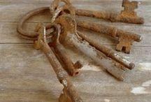 Under lock & key / by Anne Sogorka Cook
