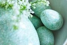 sea glass colours / by Anne Sogorka Cook