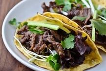 savoury ~ tacos & wraps
