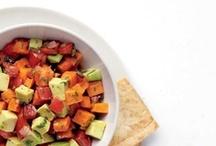 savoury ~ dips, salsa, & misc