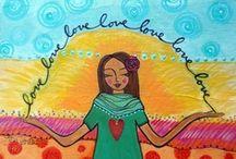 A light heart & happy soul :) / by Kim Gibby