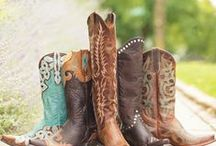 boots, boots n more boots ! / by Riva Mollison