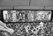 walking dead / by Gerri Forester