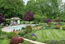 Above Ground Pool Ideas | Pool Landscaping / Pools, pool landscape, I ground pool