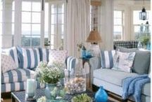 Farmhouse and Cottage  Decor / Farmhouse and Cottage style homes and decor, my favorites