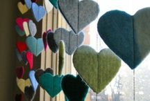 All you need is love / Craft, thrifty, alternative, eco living ways to celebrate Valentines Day or to celebrate the ones you all the other days of the year. / by Rachel /Roo Paprika