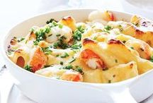 Pasta Dishes / Main course pasta dishes or sauces that are sure to please your guest's palette!