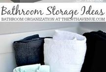Organization and Storage / Best solutions for organizing your space and neatly storing items