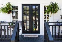 Outdoor Deck Design/Ideas