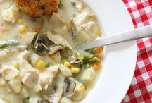 Food: Soup & Stews