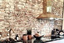 Interior details: Kitchen & diningroom