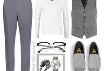 man/uomo set fashion - by semplicementefashion©