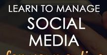 #Social Media Zone / All about #social media and online communication!