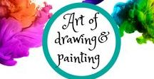 Art of Drawing/Painting / Samples of drawings and paintings