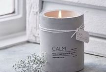 Let's Get Cozy / Stay warm and cozy in chilly weather with a chunky knit #blanket, cushy fuzzy #slippers, and a heavy knit sweater. Grab the book you've been meaning to read and relax in the glow of a lightly scented #candle.