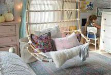 Teen Bedroom Decor / Bedroom design ideas for teen boys and girls