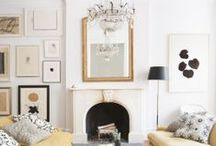 Dream Home / Some of our favorite houses ( many designed by oh so talented friends)