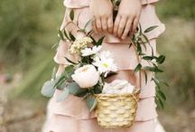 Bridesmaids  + Flower girls / Styles we liked.. sharing them with you