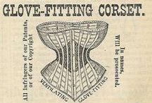 Vintage Corsets & Dress Forms