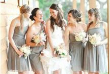 """Bridesmaids / You Can't Say """"I Do"""" Without Your Girls By Your Side. Check out these beautiful looks for some bridal party inspiration. 