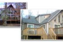 Renovate and Renew  / Contact http://www.libertyhomesremodeling.com/?page_id=7 Liberty Homes for information on remodeling your Pocono home.