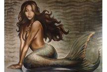 Mermaids / by Vanessa Thomas