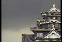 Shrines, Temples & Castles / by Yorke Antique Textiles