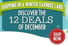 12 Days of Deals / Writer's Digest is offering 12 Days of savings during the holiday season. Stop by daily to find out how much you can save!
